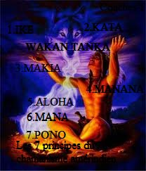 Les 7 principes chamanique amérindien
