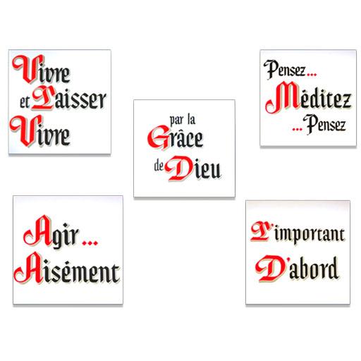 5 Slogans